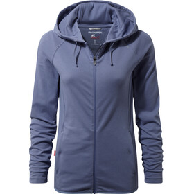 Craghoppers NosiLife Sydney mid layer Donna blu